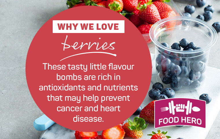 Why we love berries