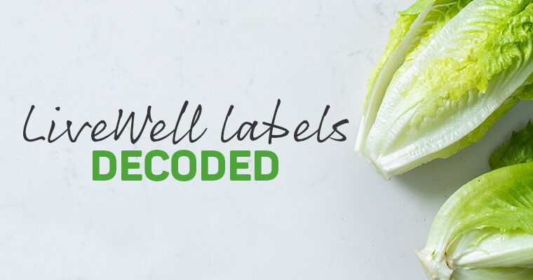LiveWell lables decoded
