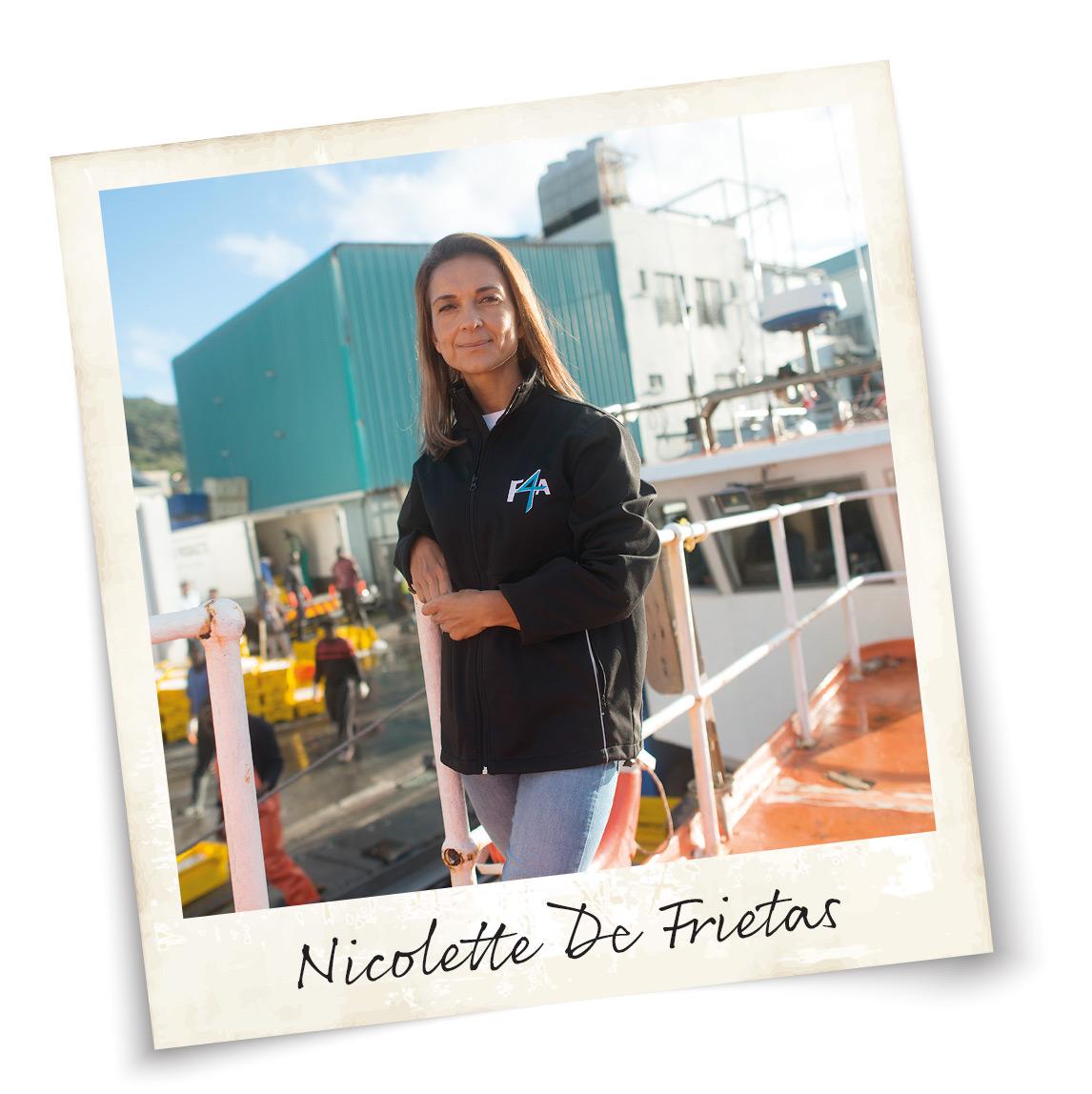 Nicolette De Frietas