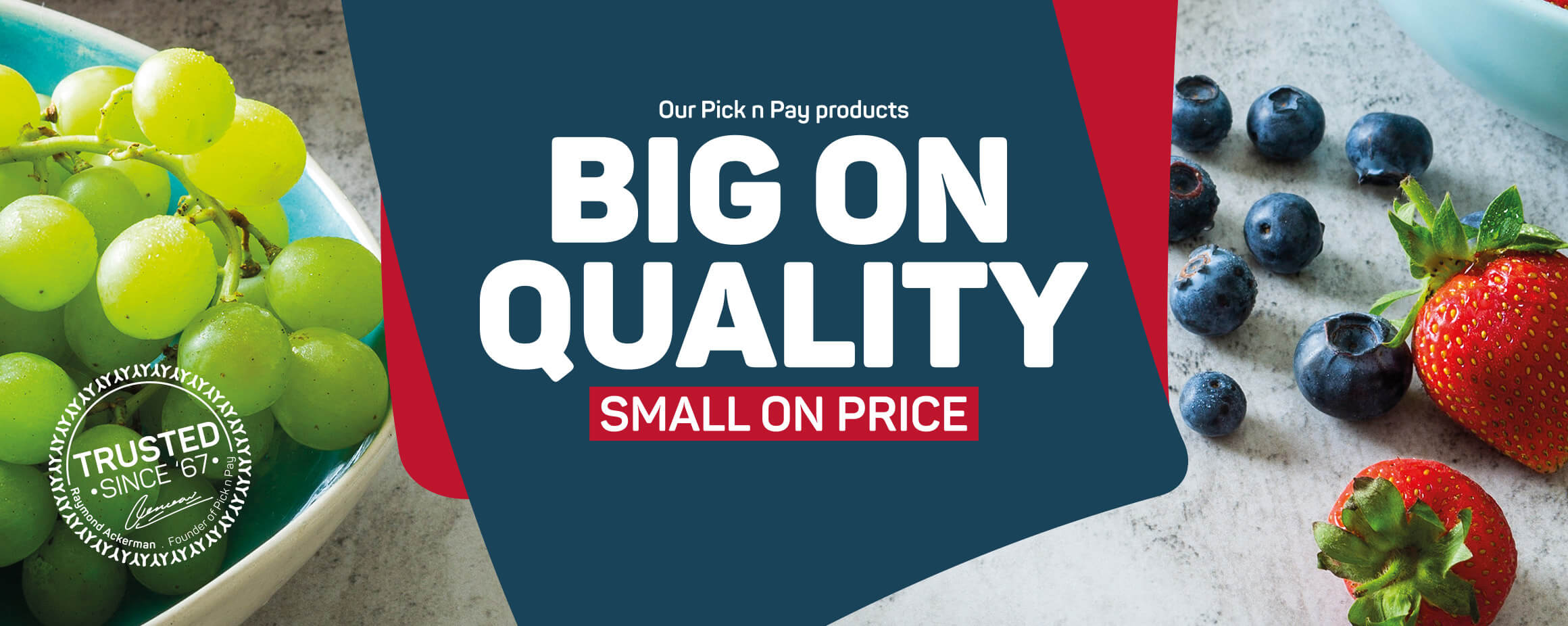 Big on quality small on price. Shop our range >
