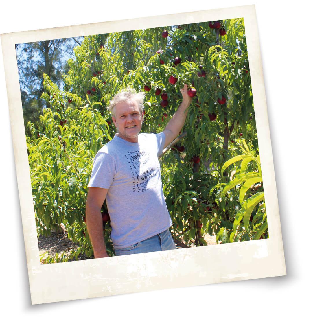 Clackmannen Farms Stone fruit producer