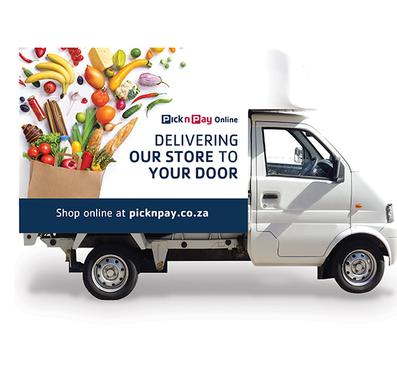 delivering our store to your door.