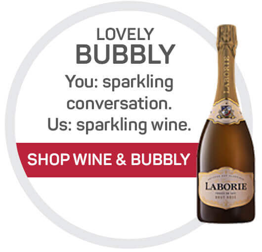 Lovely bubbly