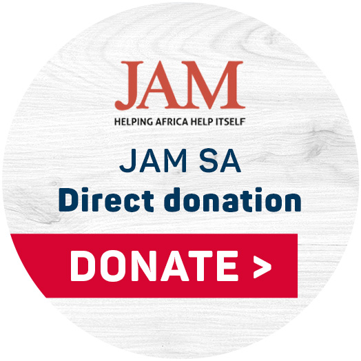 JAM SA Direct donation. Donate >