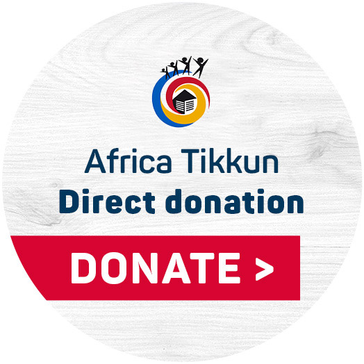 Africa Tikkun direct donation. Donate >