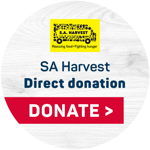 SA Harvest direct donation. Donate >