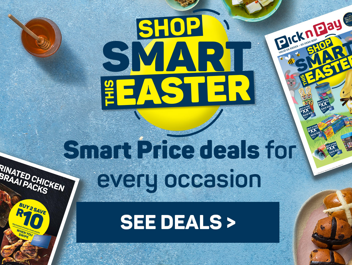 Smart price deals for every occasion. See deals