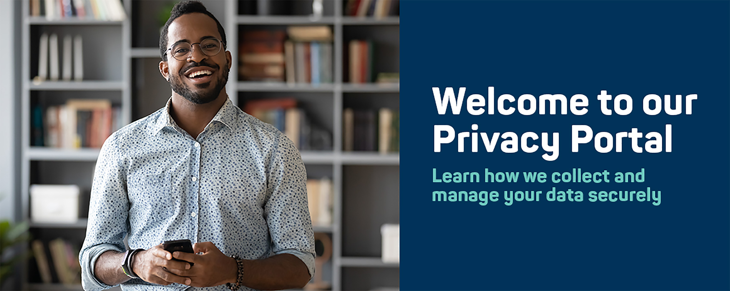 Welcome to pur Privacy Portal