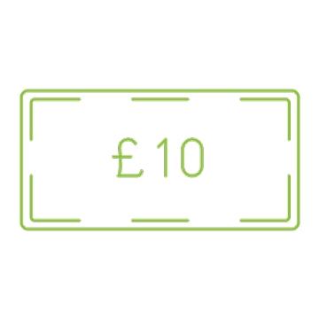 £10 Card Copy