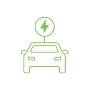 Customer Vehicle Charging Plug In