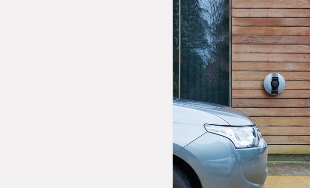 Mitsubishi Outlander Charging - Time