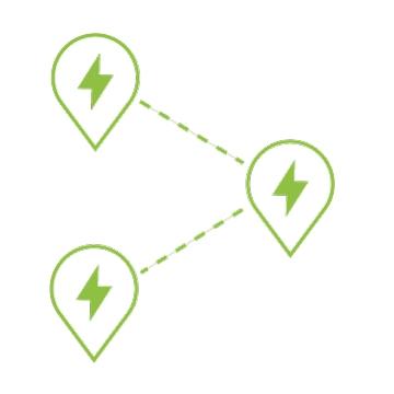 Customer Vehicle Charging - Map
