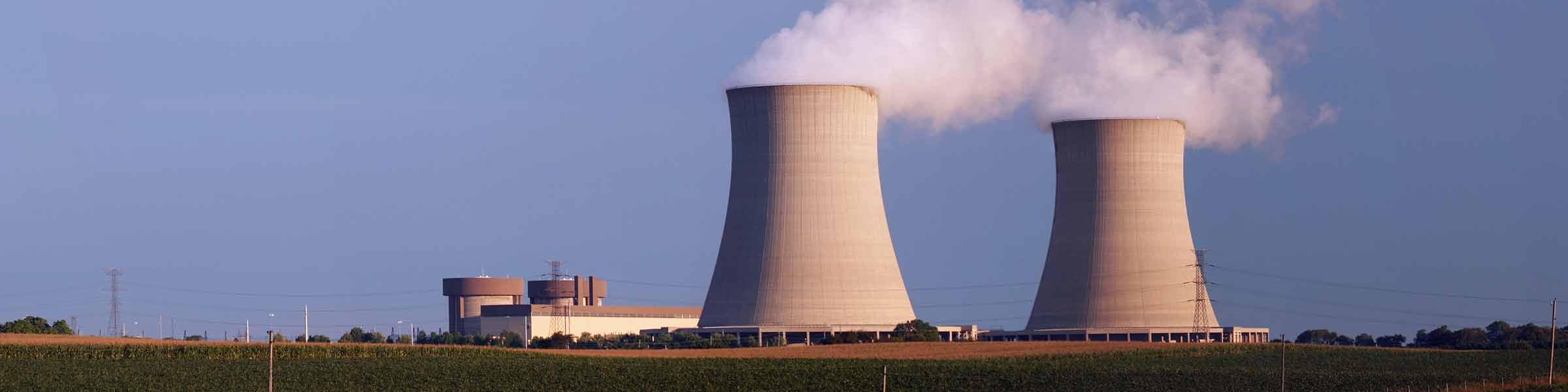 Nuclear Plant Header