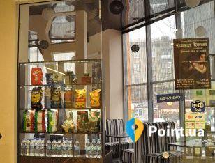 Кофейня в ТЦ Нагорный
