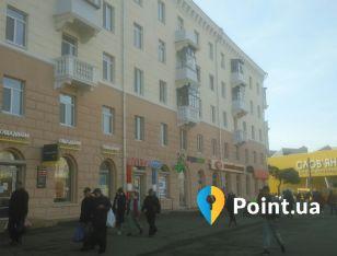 проспект Дмитрия Яворницкого