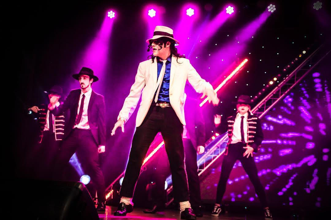 Michael Jackson tribute acts