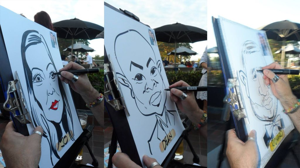 Rob The Super Caricaturist: A Supplier Success Story