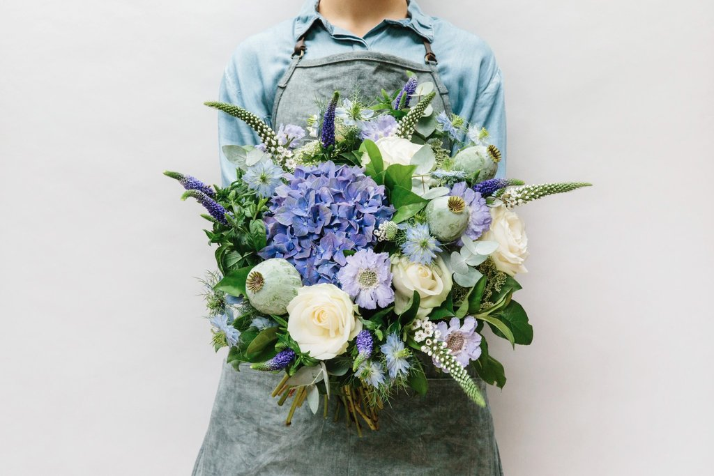 Fresh Flower Delivery Subscription as Wedding Gift Idea