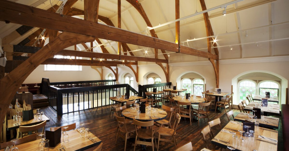 River Cottage Kitchen for Private Dining in Bristol