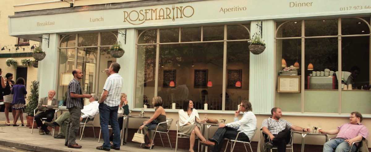 Rosemarino for Private Dining in Bristol