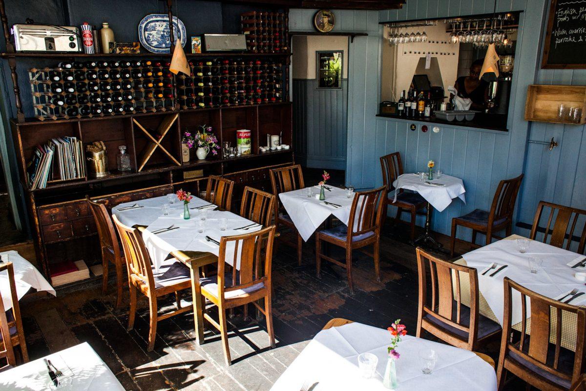 Bells Diner Bar Rooms for Private Dining in Bristol