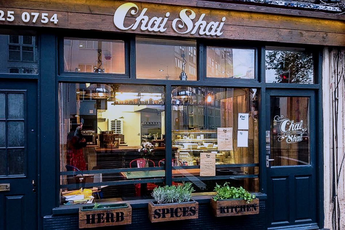 Chai Shai Bells Diner Bar Rooms for Private Dining in Bristol