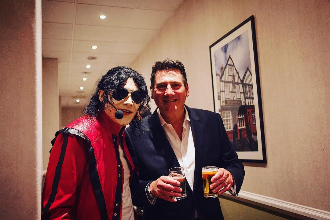 Michael Jackson tribute acts