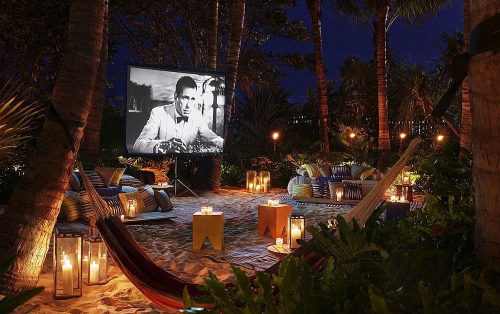 cinema party idea