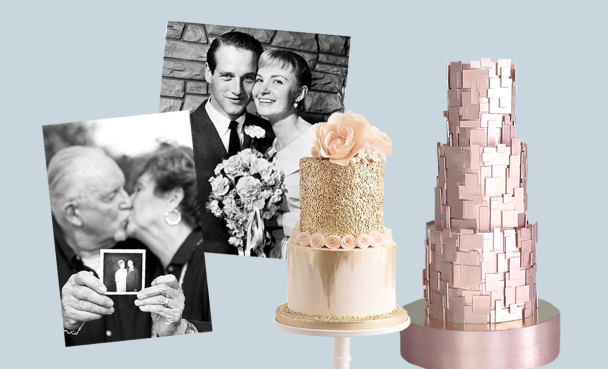 Top Ideas For 50th Anniversary Cakes Poptop Event Planning Guide