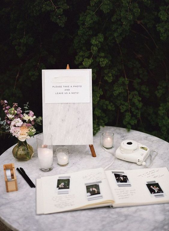 12 Unique Wedding Guest Book Ideas - Poptop Event Planning Guide