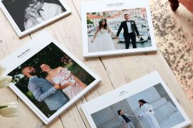 wedding photo album unique ideas