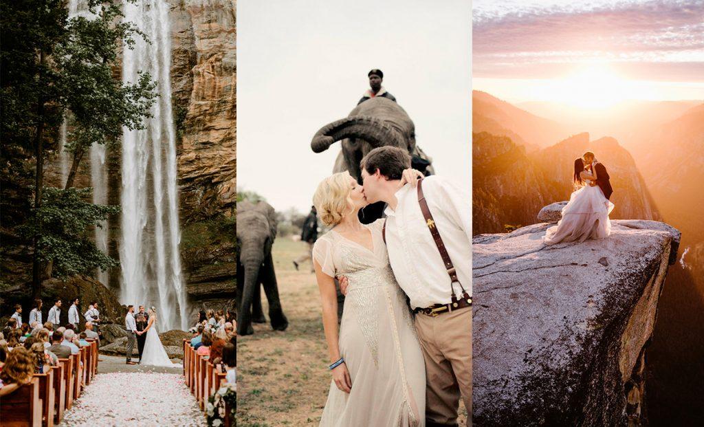 Unusual Wedding Venues Ideas