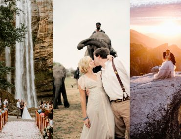 Unusual Wedding Venues Ideas