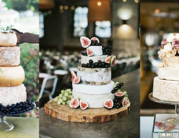 cheese wedding cake ideas
