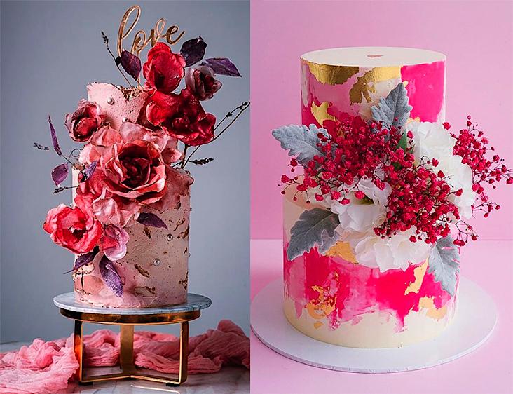 Top 10 Wedding Cake Trends 2020