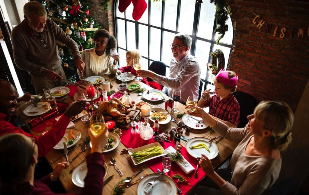 Amazing Festive Christmas Party Ideas