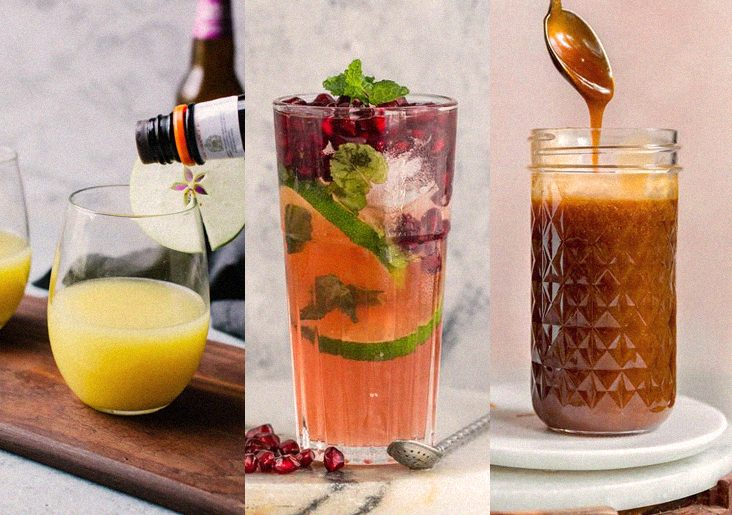 Christmas Cocktails Ideas
