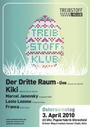 Treibstoff-Klub - Der Dritte Raum & Kiki