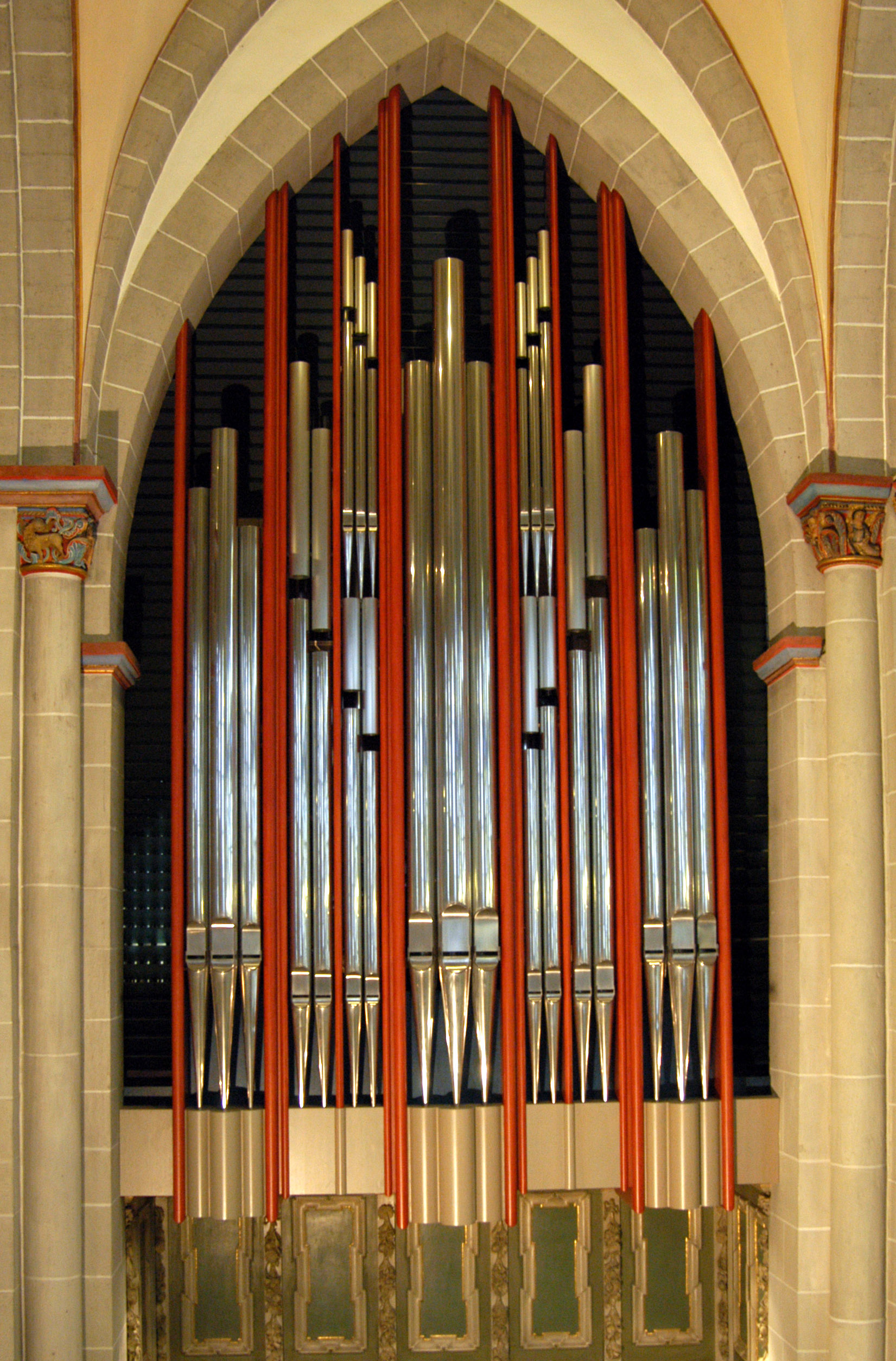 Twins: Orgellandschaft Ruhr - Ein Jahr Mit Der Königin
