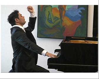 """Klavier recital mit Pervez Mody """"Spätromantik aus vier Nationen"""""""