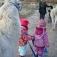 Lamas hautnah am Nikolaustag