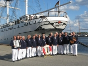 Hans Löbnitz, Marita Böhme, Klaus Falk, De Prohner Hafengäng Seemannslust – Maritime  Weltreise