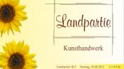 Landpartie
