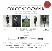 Cologne Catwalk 2012
