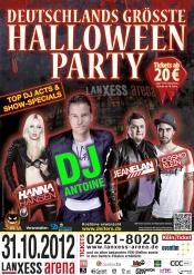 """""""Deutschlands größte Halloween-Party"""""""