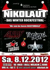 Nikolaut - Winter Rockfestival 2012