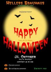 Halloween Im HELLERS Brauhaus