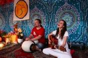Konzert & Yoga mit The Love Keys in Köln Weiden