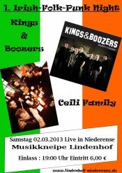 1. Irish-Folk-Punk-Night