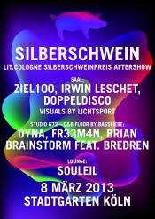 Tipp: SILBERSCHWEIN Party mit Drei FLoors: